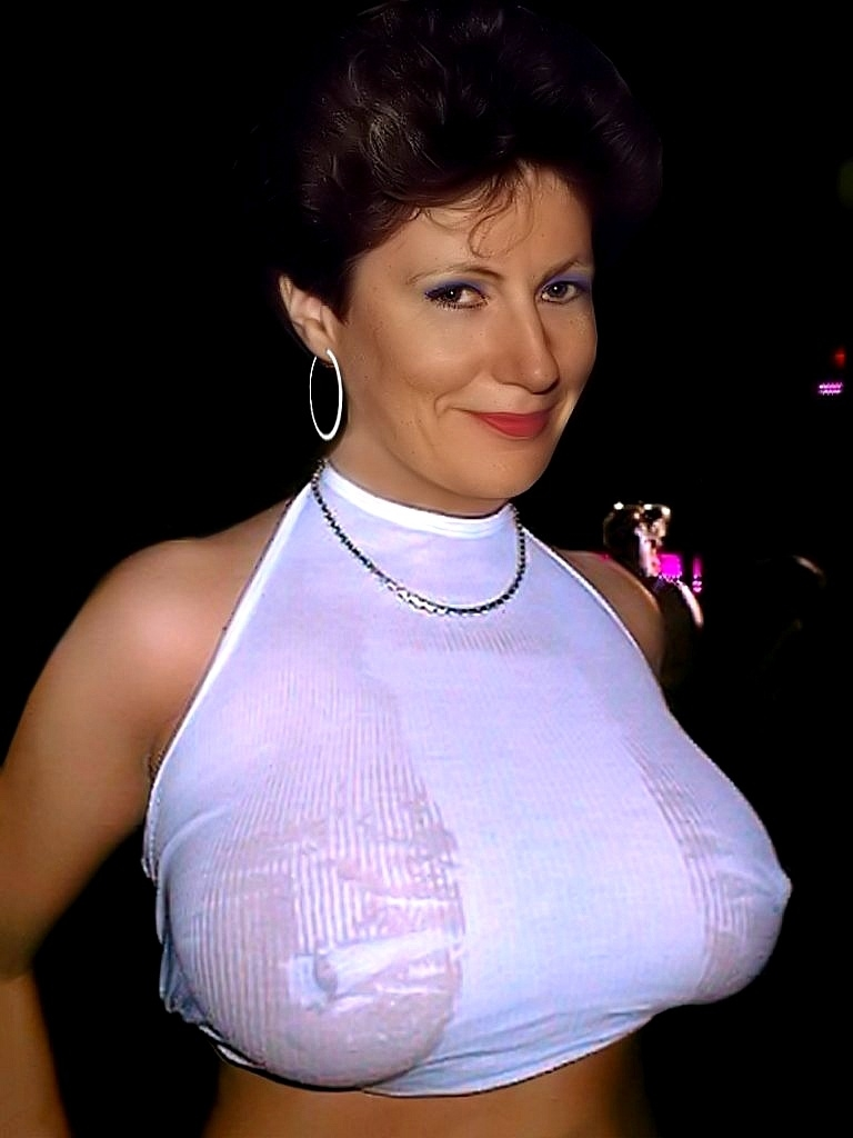 Big Tits See Through Shirt