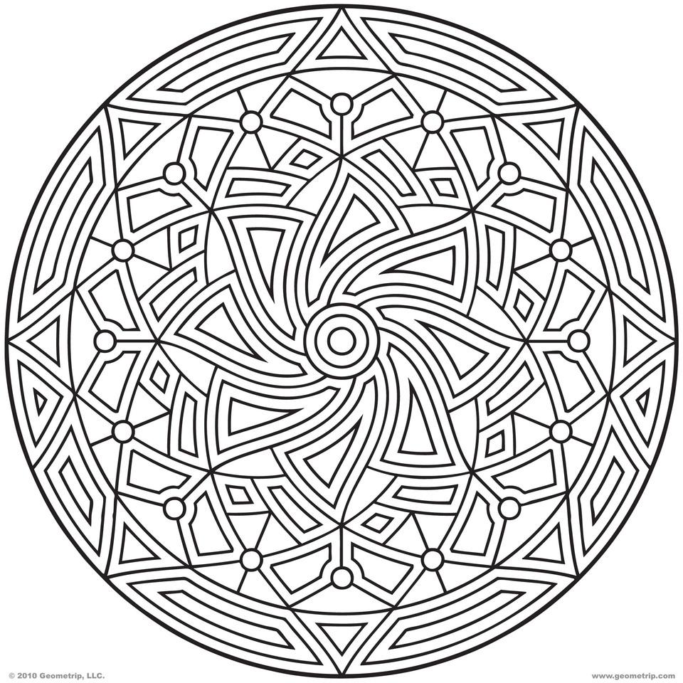 design patterns coloring pages dover paisley book geometrip com