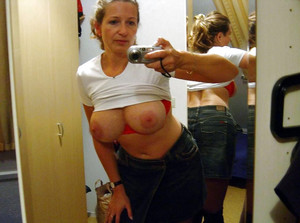long nipple nude selfie