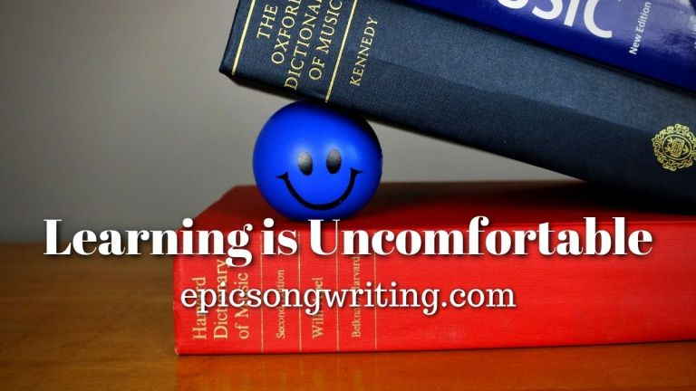 Learning is Uncomfortable, why it's hard to do new things