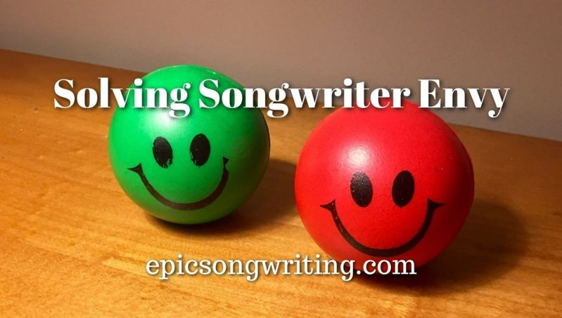 Solving Songwriter Envy