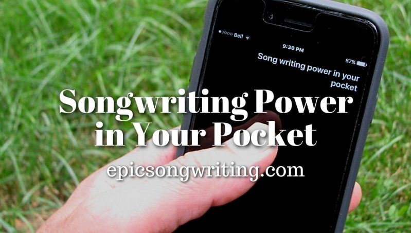 Song writing tips, 5 Minute Method, Daily Songwriting, How to write a song