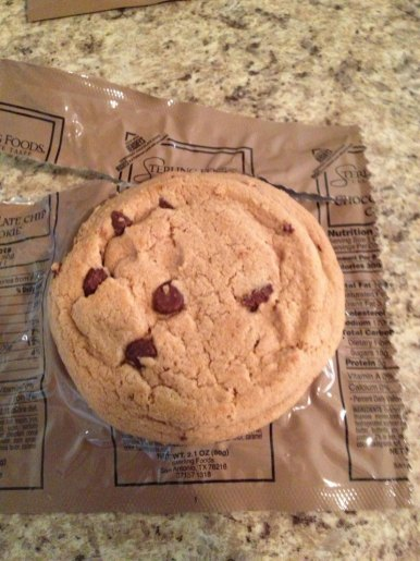 MRE Choc. Chip Cookie