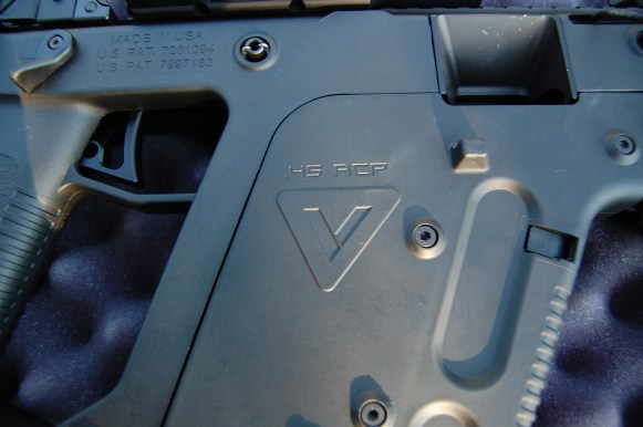 Kriss Vector Side