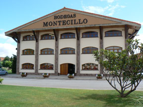 Osborne's Bodegas Montecillo in Rioja, Spain