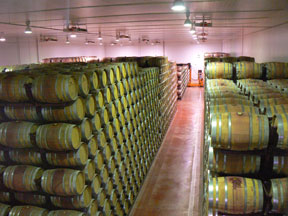 Malpica Barrel Room