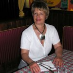 Manuela Macher, owner of Cantina Tirolese, a favorite restaurant of Pope Benedict