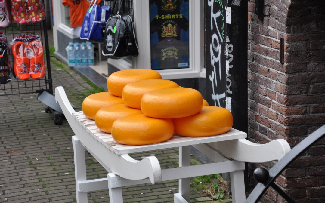 Cheese Tasting at the Reypenaer Tasting Room in Amsterdam