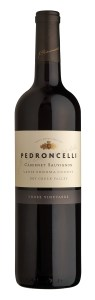Pedroncelli Three Vineyard Cabernet Sauvignon