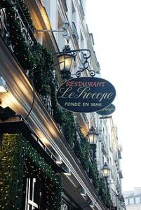 Café Le  Procope is still flourishing