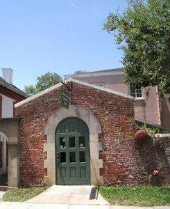 St. Augustine's Oldest House