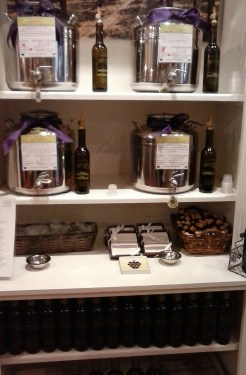 Even truffle olive oil!