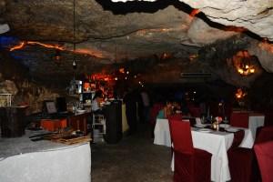 Dining in Alux