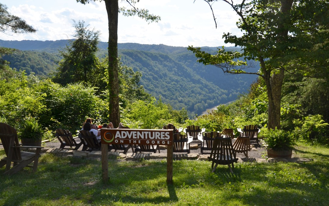 Dining Our Way Around Adventures in the Gorge in West Virginia