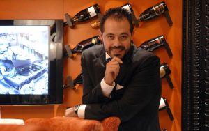 Luca Vissani, Gianfranco's son