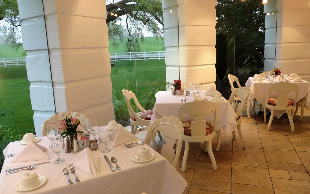 The Mansion Restaurant in Louisiana: Nottoway's Display of Culinary Excellence