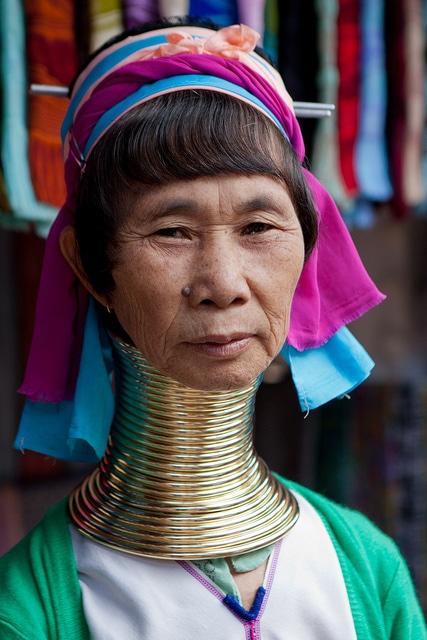Keyan woman