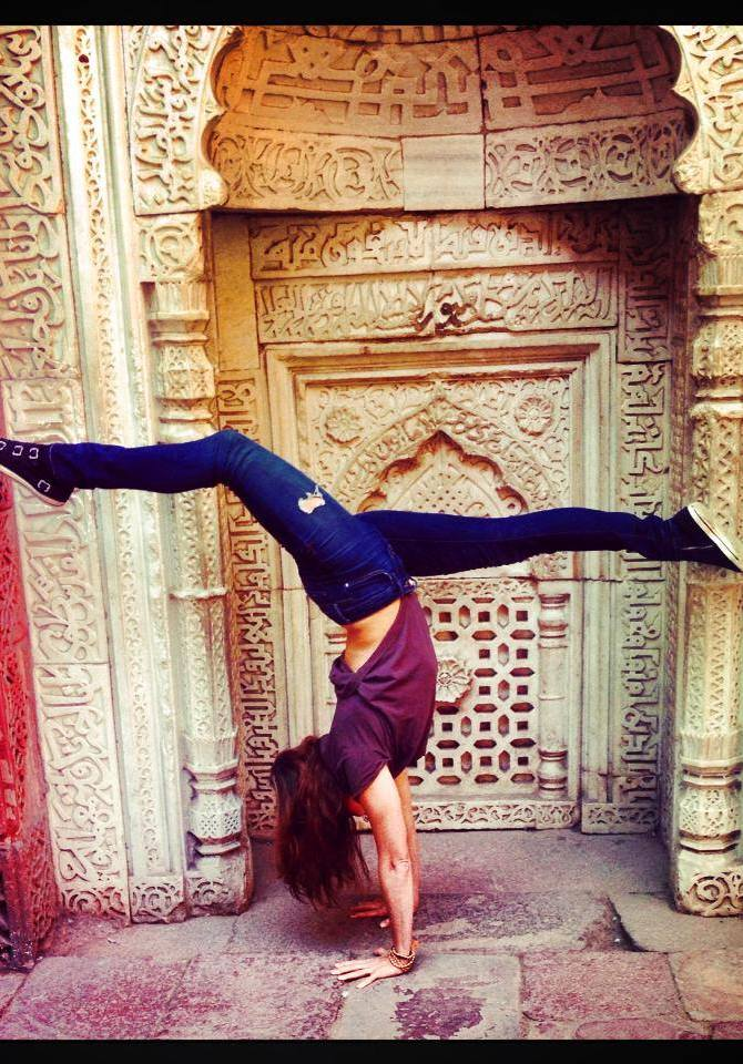 Let Jeanne guide you on a yoga and cultural journey through North India. Photo courtesy of International Yoga.