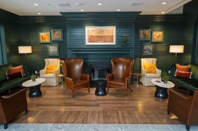 The Hanover Inn Lobby