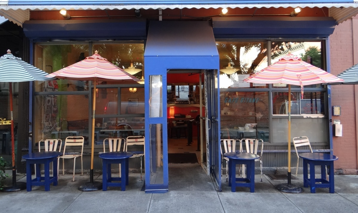 Cafe Gitane Nolita New York