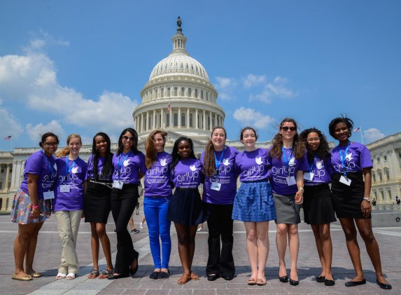 Girl Up Leadership Summit in Washington, DC.
