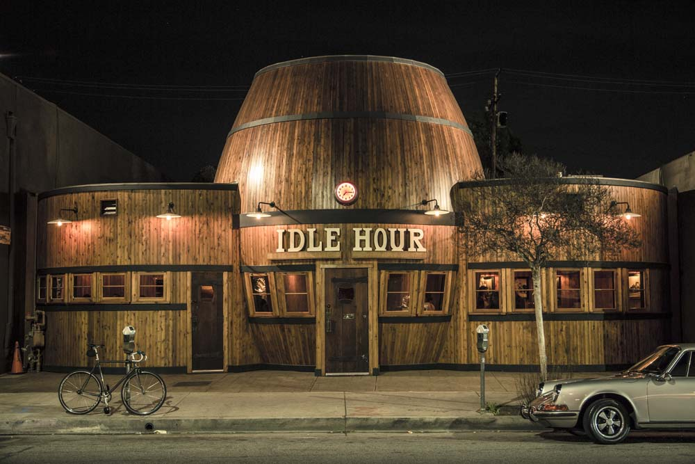 Idle Hour exterior. Photo courtesy of William Bradford.