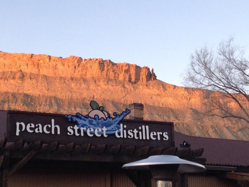 Colorado Distilleries