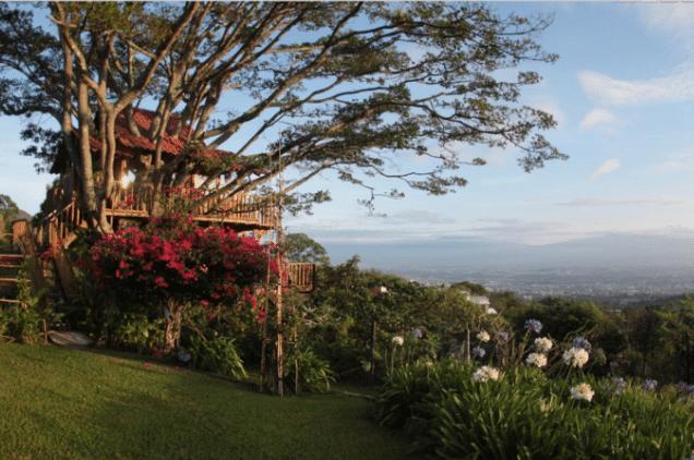 Treehouse, Costa Rica