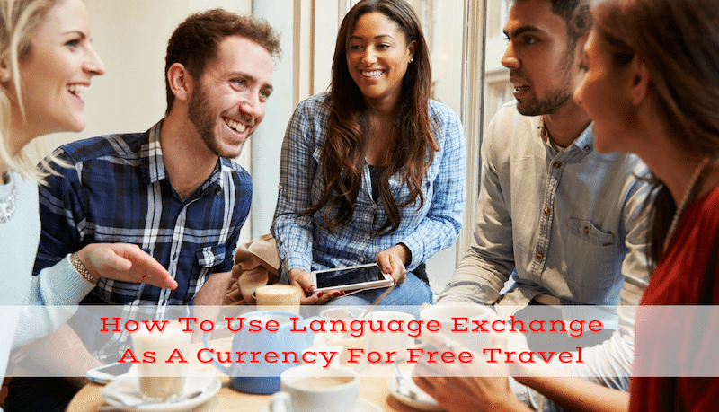 language exchange