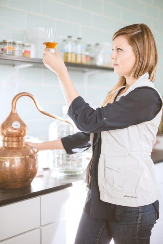 women distillers