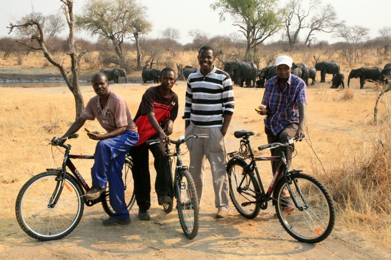 conservation safaris, Deeper Africa