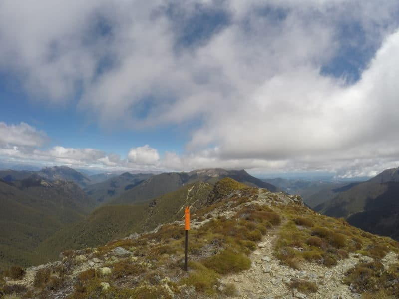 Te Araroa Trail richmond ranges