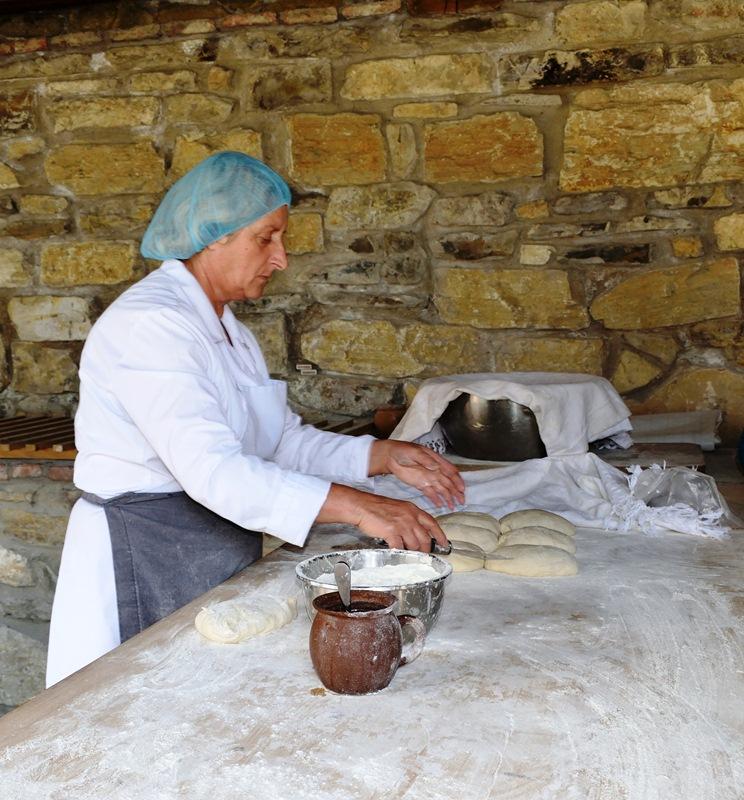 Breadmaking in Georgia