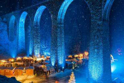 Breitnau- Ravenna Gorge Christmas Market