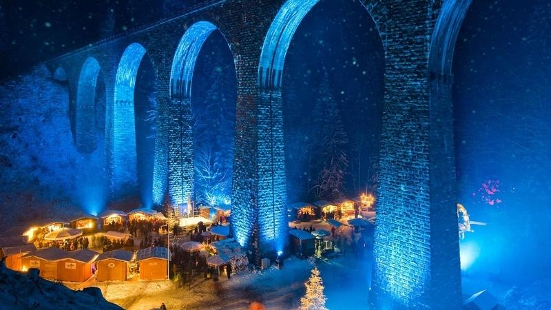 Ravenna Gorge Christmas Market, Christmas markets in Europe