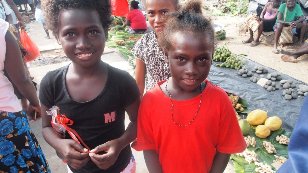 trip to the Solomon Islands