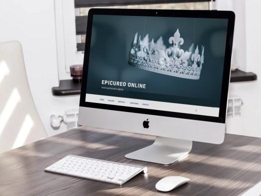site internet epicureo online crea web lille