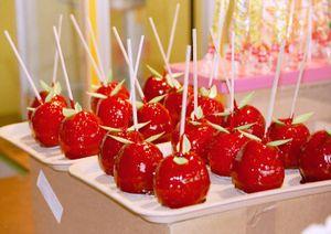 pommes amour