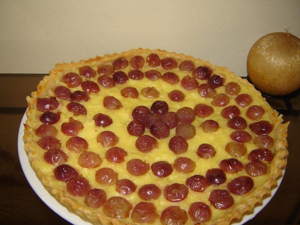 tarte-aux-raisins