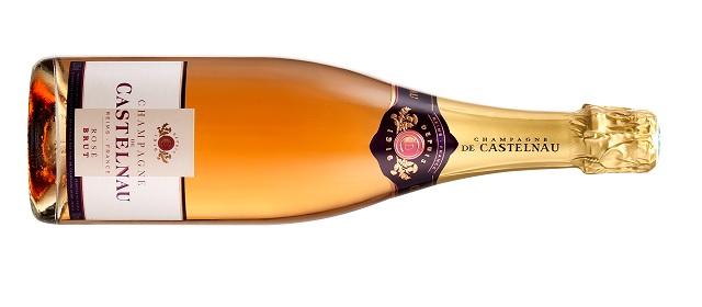 De Castelnau | Champagne | Brut Rosé | www.epicuriendusud.com