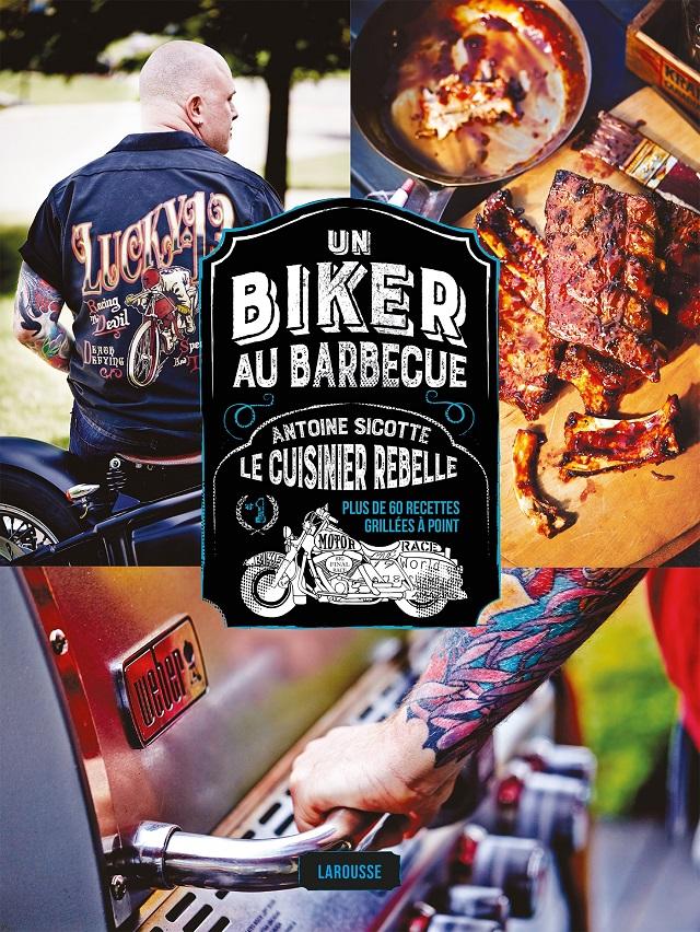 Un biker au barbecue : le cuisinier rebelle | www.epicuriendusud.com