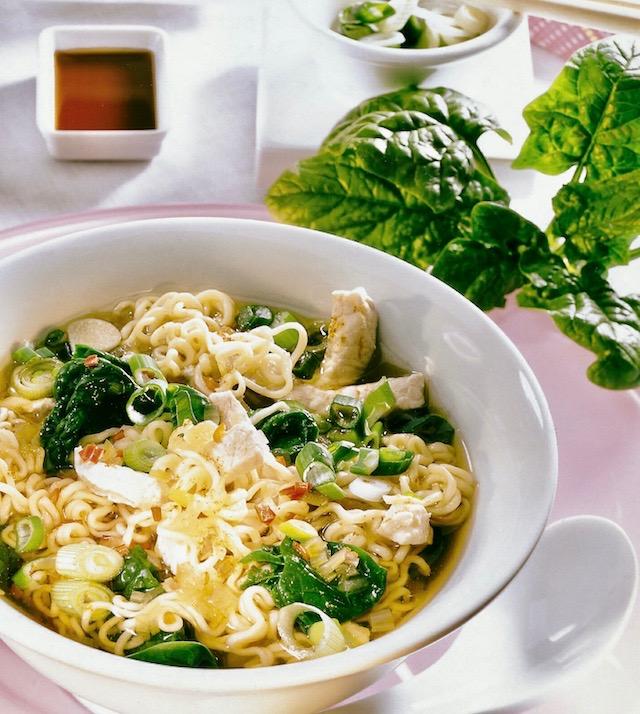 Soupe aux pâtes Ramen - www.epicuriendusud.com