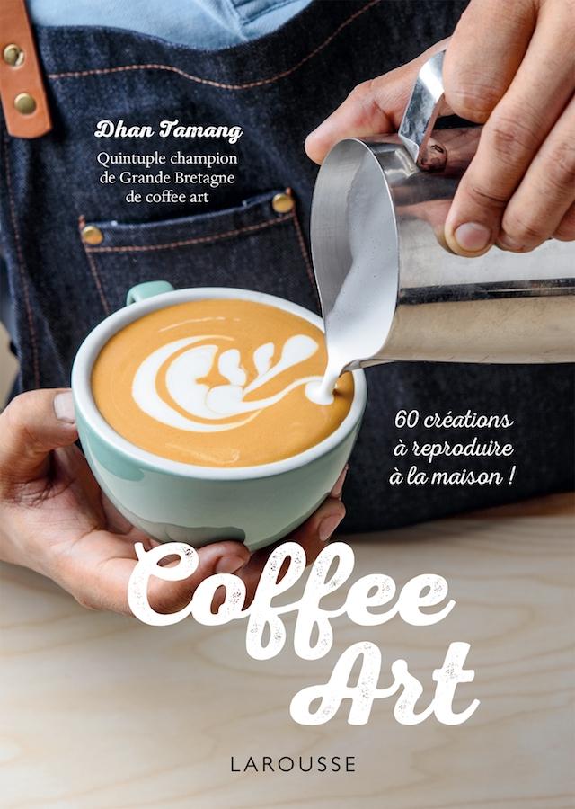 Coffee Art・Dhan Tamang