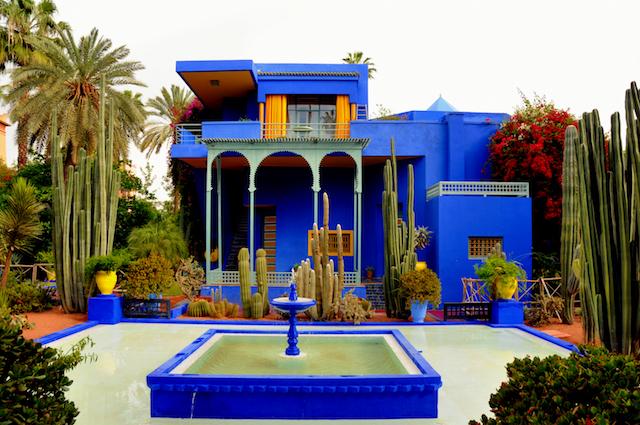 Jardin Majorelle Marrakech - www.epicuriendusud.com