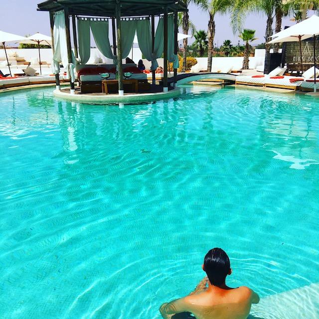Nikki Beach Marrakech - www.epicuriendusud.com