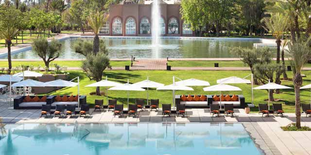 Pullman Marrakech Palmeraie Resort & Spa ***** - www.epicuriendusud.com