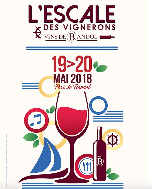 L'Escale des Vignerons de Bandol ・Bandol (83) ・www.epicuriendusud.com