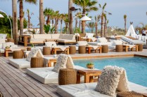 Nikki Beach Saint-Tropez・Piscine・Artman Agency