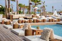 Nikki Beach Saint-Tropez・Piscine・Artman Agency