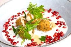 Hôtel - Restaurant Lido Beach - Hyeres (83) - Falafels - www.epicuriendusud.com